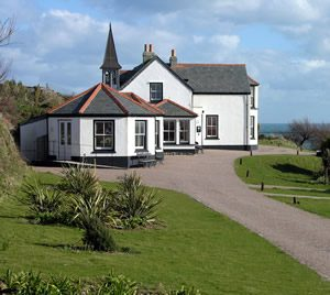 Polbrean House - The home of the Hart family of artists